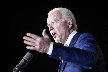 En la foto aparece Joe Biden (EFE / Etienne Laurent), presidente electo de Estados Unidos.