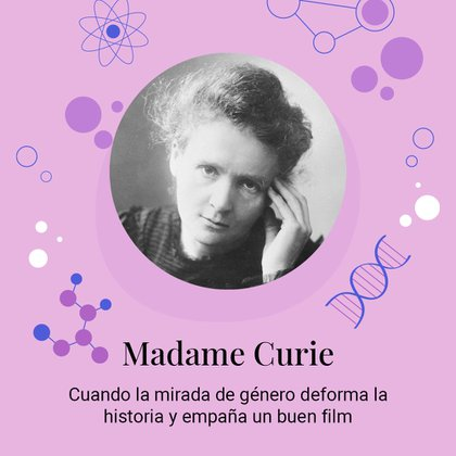 Película Madame Curie
