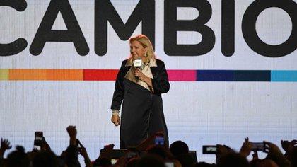 """Elisa Carrió tras conocerse los resultados: """"En octubre ganamos por más del 50%"""""""
