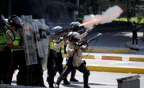 Violencia sin fin en Venezuela: la oposición contabilizó 196 heridos en las protestas del miércoles en Caracas