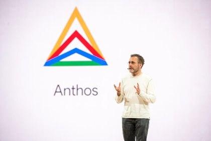 Google presentó Anthos, una plataforma que permite conectar nubes de diferentes proveedores.