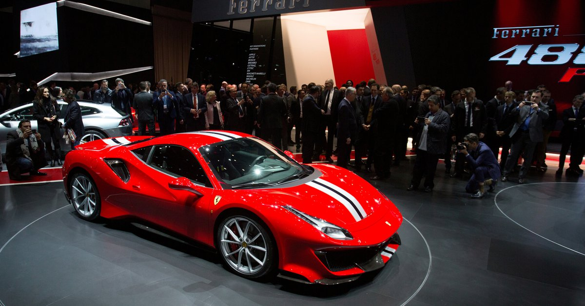 Controversy In Venezuela Over The Alleged Opening Of A Ferrari Dealership In Caracas Archyde