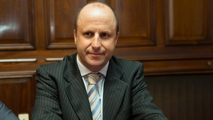 Juez de casación Mariano Borinsky