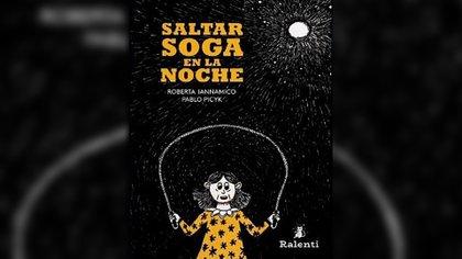 """""""Saltar soga en la noche"""" (Ralenti), de Roberta Iannamico"""