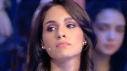 Magalí, la supuesta hija de Diego Maradona