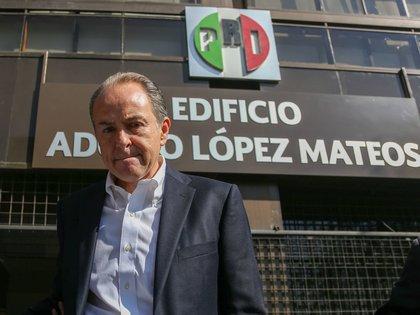 Manuel Velasco señaló al gobernador Juan Manuel Carreras de intervenir en las campañas (Foto: Cuartoscuro)