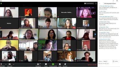 Desde el Ministerio de Mujeres, Género y Diversidad proponen la participación virtual para la creación de un Plan de Acción contra la Violencia.