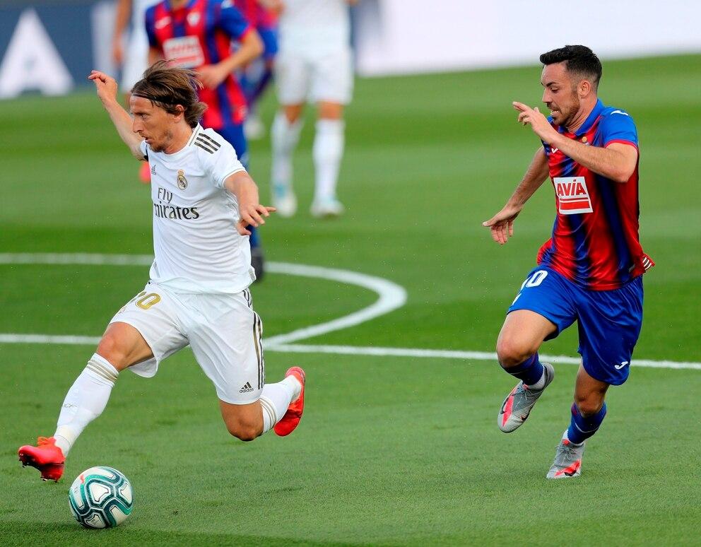 El Real Madrid responde - Infobae