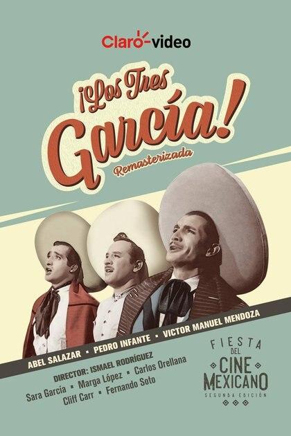 Los Tres García regresa con una definición 4k (Foto: Facebook)