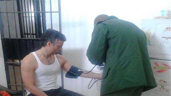 El chavismo difundió imágenes de Leopoldo López