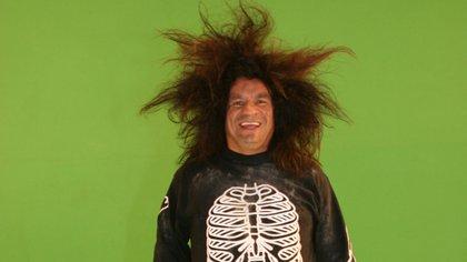 Juan Ricardo Lozano, 'Alerta', humorista colombiano. Foto: Colprensa.
