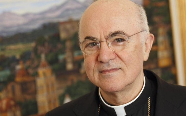 Carlo Maria Viganò, el arzobispo ex nuncio en Estados Unidos que acusó al Papa Francisco