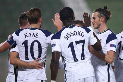 Gareth Bale convirtió un gol en seis partidos jugados - REUTERS/Stoyan Nenov