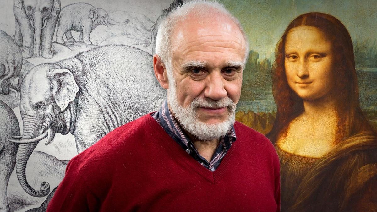 Las lágrimas de los elefantes y la sonrisa de La Gioconda, por José Emilio Burucúa: una entrevista que se convirtió en clase magistral