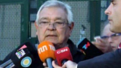 Rubén Torres, el padre de la víctima del anestesista
