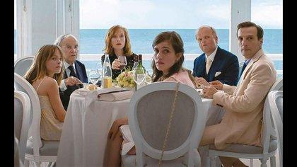 """""""Happy End"""", de Haneke, con Isabelle Huppert"""