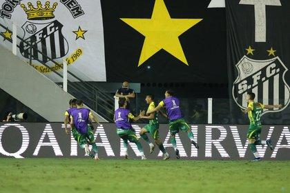 De la mano de Crespo, el equipo jugó la Copa Libertadores (Foto: Reuters)