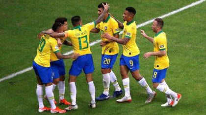 Brasil se jugará el pase a las semifinales de la Copa América 2019