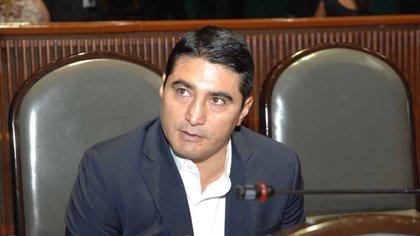 Érick Morales adelantó detalles de las reformas al Fodepar (Foto: Cámara de Diputados)