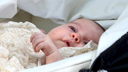 Princess baptism