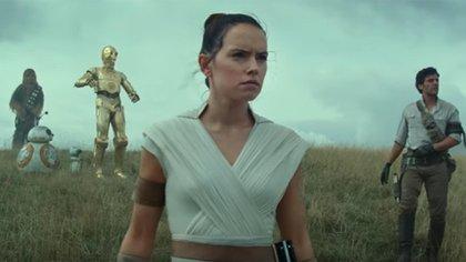 Escena de Star Wars: Episodio IX