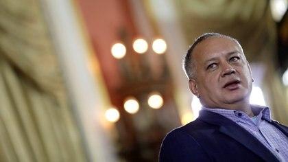 Diosdado Cabello (Reuters)