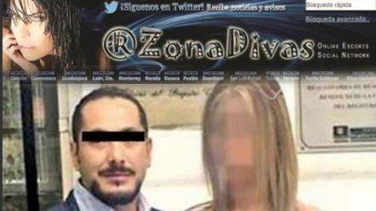 Zona Divas tenía en su catálogo varias mujeres de origen venezolano (Foto: Archivo)