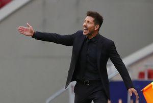 Diego Simeone se rindió ante Luis Suárez y le dedicó un mensaje a la dirigencia del Barcelona
