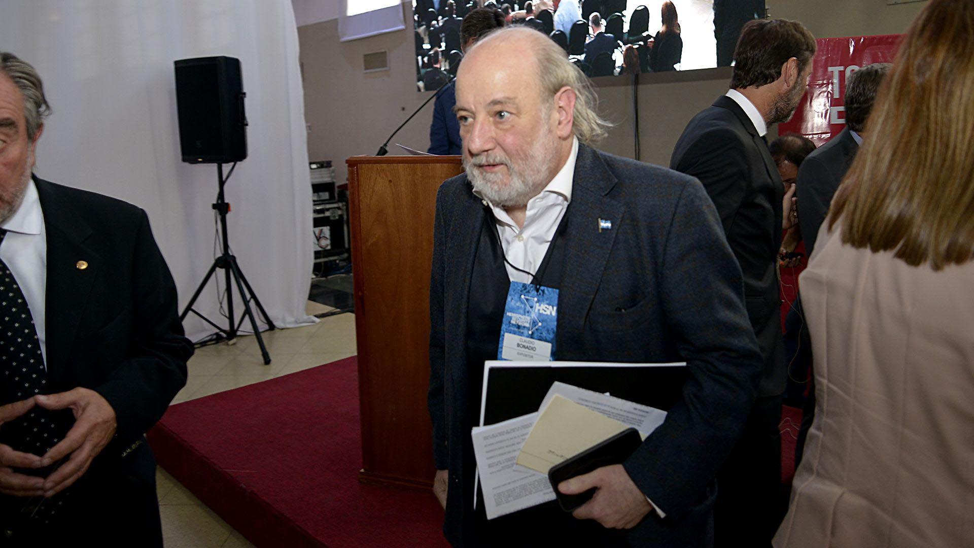 Claudio Bonadio (Gustavo Gavotti)