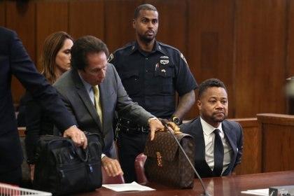 El actor estadounidense Cuba Gooding Jr. se declaró no culpable de haber manoseado a dos mujeres en Nueva York, mientras que otras 12 dicen haber sido agredidas por él en el pasado (REUTERS)