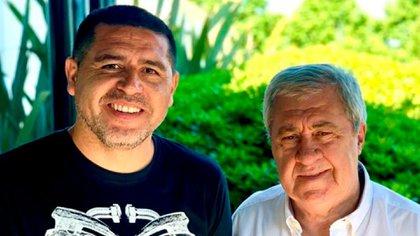 """""""Cuando vas a un potrero te das cuenta quién es el jugador distinto, y este era uno de los distintos"""", dijo Ameal sobre Ramos Mingo"""