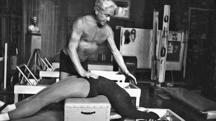 El método Pilates es uno de los sistemas de entrenamiento más famosos