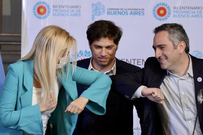 El ministro Andrés Larroque presentará en los próximos días la propuesta del gobierno bonaerense para intentar un desalojo voluntario de la mega toma de Guernica, en el municipio de Presidente Perón. Aglaplata