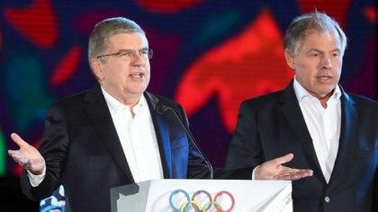 Gerardo Werthein, presidente del Comité Olímpico Argentino (COA), formará parte de comité ejecutivo del COI (REUTERS)