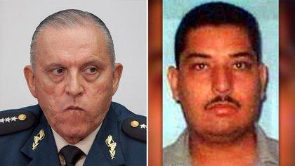 """Luego de que la FGR exonerara a Salvador Cienfuegos, se dio a conocer el expediente de investigación, en el que se le liga con los narcotraficantes """"H2"""" y """"H9"""" (Foto: Especial)"""
