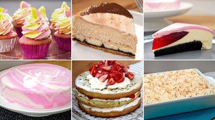 Cinco recetas dulces riquísimas e ideales para agasajar