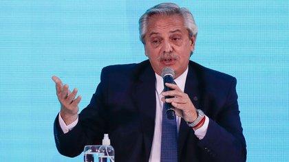 Alberto Fernández (EFE/Juan Ignacio Roncoroni/Archivo)