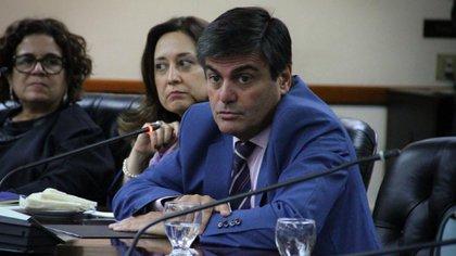 Marcelo Gallo Tagle, titular de la Asociación de Magistrados y Funcionarios de la Justicia Nacional