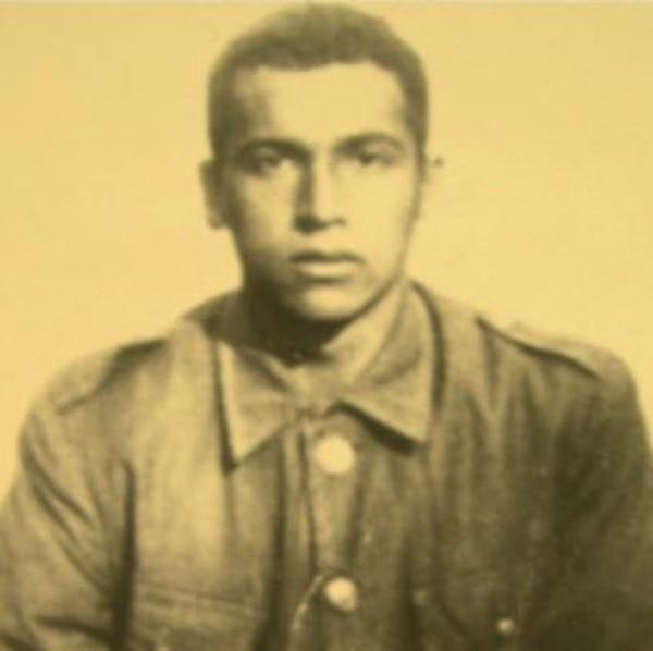 Ángel Benítez murió en la cruda Batalla de Monte Longdon