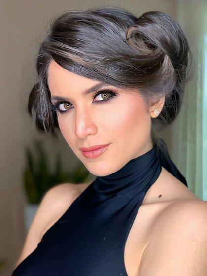 Carmen Muñoz la representante de República Dominicana en 2017 (@carmmunozg)