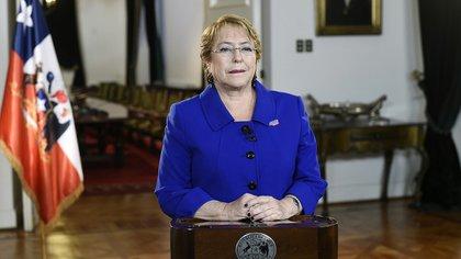 Michelle Bachelet (EFE)