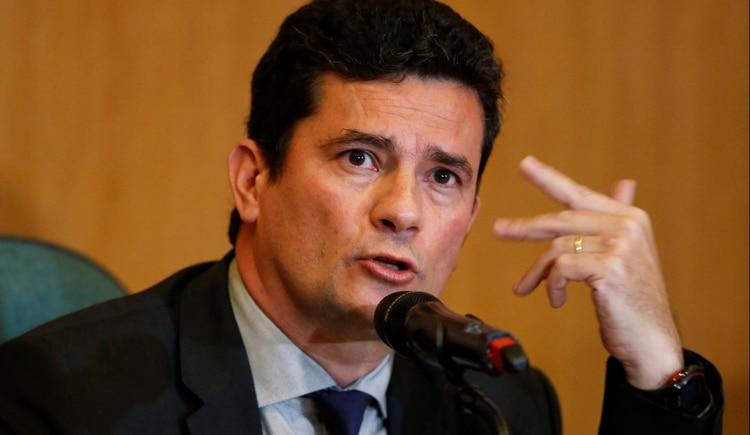 Sergio Moro, la primera víctima de los hackersReuters)