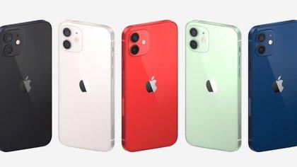 El iPhone 12 integra cámara trasera dual