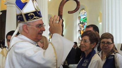 El obispo Mario Moronta analizó la situación del país
