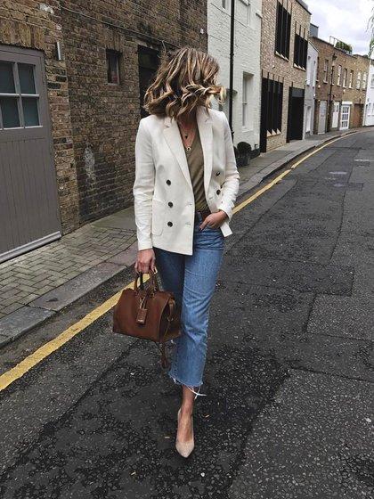 El street style por las calles de Londres es un must en los posteos de Instagram de la influencer (Ejstyle)