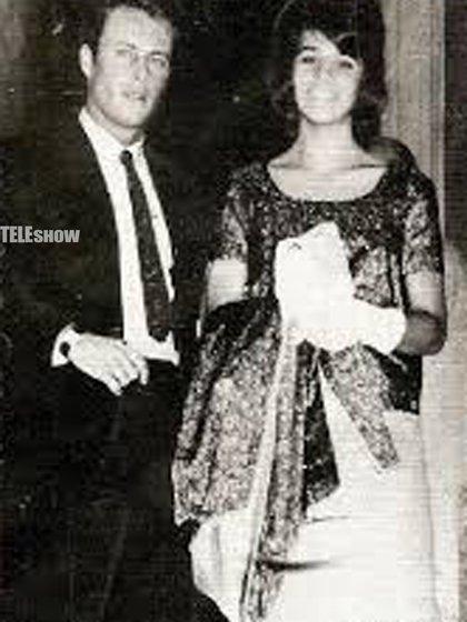 El civil de Susana Giménez con Mario Sarrabayrouse