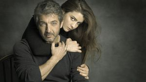 """El reconocimiento de Ricardo Darín a Érica Rivas en los Premios Konex, tres años después de que ella lo acusara de """"maltrato"""": """"Esto no es personal"""""""
