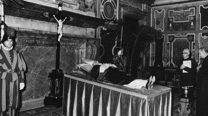 Albino Luciani había tenido antecedentes cardíacos en 1975. Nuevos documentos sacados a la luz revelaron la verdadera causa de su muerte (Getty Images)