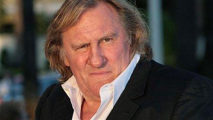 Gérard Depardieu es investigado por violación (AFP)