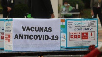 Las vacunas no podrán ser administradas por el momento ante la falta de certificación en el país (Ministerio de Salud Pública de Paraguay)